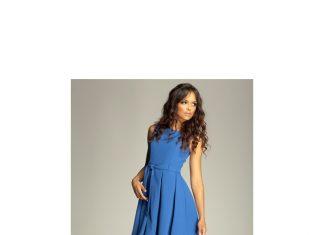 Sukienka koktajlowa elegancka